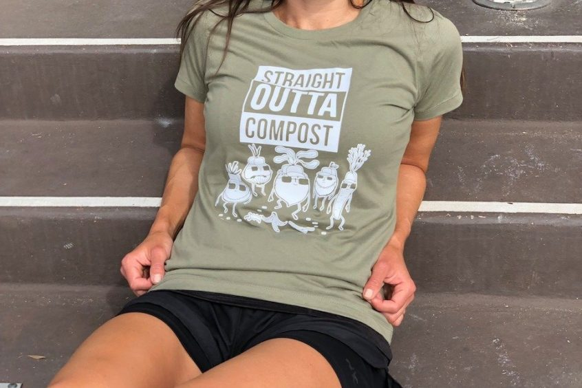 Straight Outta Compost